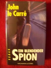John Le Carre - Ein blendender Spion  geb. Ausgabe klasse Zustand