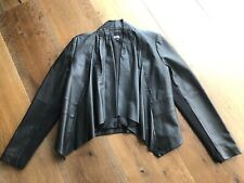 Leather Jacket Just Jeans size 12