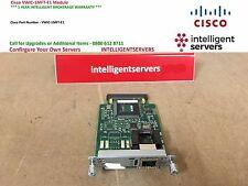 Cisco VWIC-1MFT-E1 Module * VWIC-1MFT-E1 *