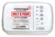 Melt and Pour Soap Goats Milk and Transparent  500g - 1 kg - 2kg