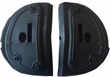 MERCEDES W140 W202 W210 MIRROR RUBBER GASKET SEAL  SET (LEFT+RIGHT)