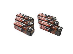 JEEP CHEROKEE XJ 4L 6 cylinder 1994 to 1997 Spark Plugs AUTOLITE IRIDIUM 6Pack