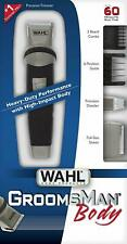 Wahl 09953-024 Groomsman Body All-In-One Grooming Kit Trimmer