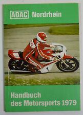 ADAC Handbuch des Motorsports 1979