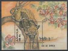 Angola postfris 1993 MNH block 16 - Panter (S1615)