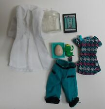 MONSTER HIGH CLOTHING AND SHOES FOR LAGOONA BLUE & OTHER MH DOLLS - SHIPS FREE!