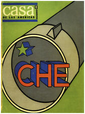 "11x14""Decoration Poster.Interior design art.Casa de las Americas.Che.Cuba.6345"