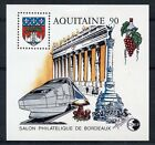 STAMP / TIMBRE FRANCE NEUF BLOC FEUILLET C.N.E.P. N° 12 * AQUITAINE COTE 22 €