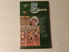 This is the USSR Sports -Radio Moscow QSL Souvenir 1988