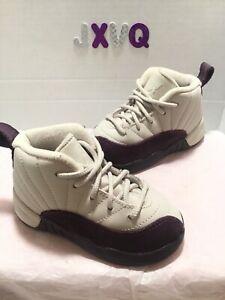 Nike Air Jordan 12 Retro (PLUM) toddler size 6c