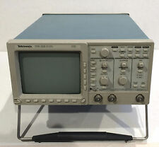 Tektronix TDS 320 100 MHz Oscilloscope With Options, Passes Pwr Up Test, NICE