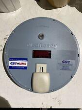 MedReady 1700FL Medication Dispenser alarm clock lock box pills No Key Used