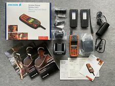 ERICSSON R250s PRO Vintage Handy Cellphone Outdoor - Sammler seltenes Fullset