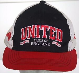 Manchester United Pride of England Pure Magic Hat - Soccer Football Snapback Cap
