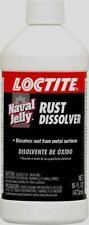 16oz LOCTITE Naval Jelly RUST DISSOLVER Remover from Metal Steel Iron 553472