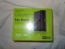 Western DIigital My Book Essential - 500 GB - External Hard Drive