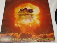 Crown of Creation Jefferson Airplane LSP4058 RCA Stereo LP Album record vinyl*^