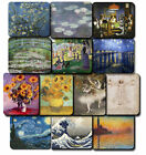 ARTIST & PAINTINGS Decorative Mouse Pad Art Print 9.24x7.75 1/4in or 1/8in