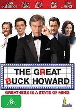 The Great Buck Howard - Drama - NEW DVD
