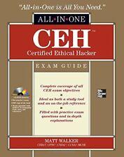 CEH Certified Ethical Hacker All-in-One Exam Guide by Walker, Matt