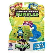 Teenage Mutant Ninja Turtles HALF SHELL HEROES Leo con Power ha visto
