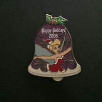 WDW - Happy Holidays 2008 Tinker Bell Disney Pin 66315