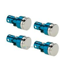 4X N10078 Magnetic Stealth Invisible Body Post Mount for 1/10 AXIAL RC Car Blue