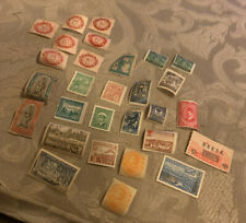 Lot Of Old Stamps World Wide