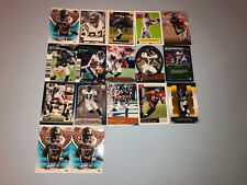 Keenan McCardell Lot of 17 Jaguars, Chargers, Buccaneers 15 Different Cards Base