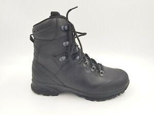 Haix Black Army Goretex Boots - Brand New
