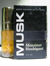 150 ml. Musk Deo Spray + 118 ml.Monsieur Houbigant *Musk* Cologne