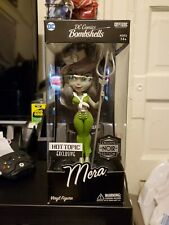 Cryptozoic DC Comics Bombshells Mera Hot Topic Exclusive Noir Edition