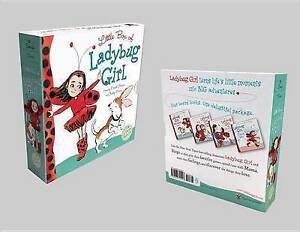 Little Box of Ladybug Girl, Davis, Jacky,Soman, David, #35995 U