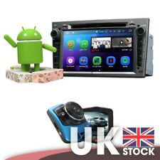 For Opel/Vauxhall/Holden-Eonon 2 Din Android 2GB RAM GPS(Gray) & DVR Dash Camera