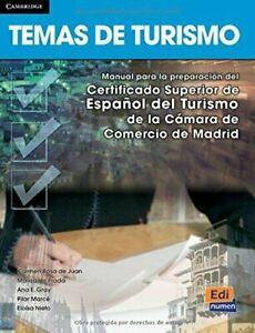 TEMAS DE TURISMO MANUAL PARA LA PREPARACION EDINUMEN 9788495986993