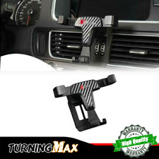 Smartphone Cell Phone GPS Mount Adjustable Holder w/ Clip For Audi Q5 2012-2018