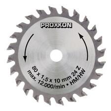 Proxxon Kreissägeblatt Hartmetall-bestückt 80 mm 28734