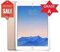 Apple iPad Air 2 16GB, Wi-Fi + 4G (Unlocked) 9.7in GOLD (Latest Model) (R)
