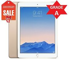 Apple iPad Air 2 32GB, Wi-Fi + 4G (Unlocked) 9.7in GOLD (Latest Model) (R)