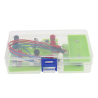 Series Parallel Basic Circuit Learning Kit SPST Switch Physics Teaching