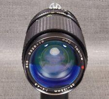 Zoom Lens TOKINA ZOOM 35-135mm f4-4.5 RMC Lens NIKON AI Mount VG