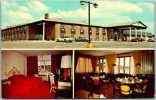 Scottsburg, Indiana Postcard RAMADA INN Motel Highway 56 Roadside c1980s Unused