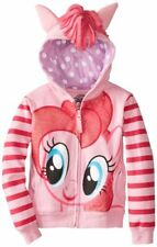 NEW My Little Pony Little Girls' Pinky Pie Hoodie Pink/Multi 5/6 FREE SHIPPING