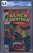 Black Panther (1977) #1 CGC 6.5 Kirby, Royer