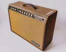 AMP CLONE Deluxe(r) Reverb Brownface 65 Style HAND-WIRED. FREE Fender strings!