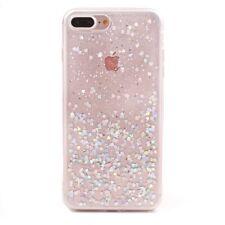 iphone8 Plus Phone Case TPU Glitter Dazzling Mate [WFB] [Diamond Clear] [NO TAX]