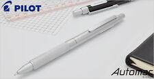 """Pilot (NAMIKI) Japanese Mechanical Pencil """"Automac"""" HAT-3SR-DS Silver 0.5mm JPN"""