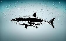 Kit 2 adesivi tuning SQUALO 07 tribale shark tribal