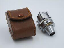 Early Nikon Variframe finder MIOJ 24X36 Nippon Kogaku Tokyo RF rangefinder LQQK