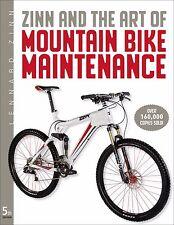 Zinn & the Art of Mountain Bike Maintenance  by Lennard Zinn (Paperback)